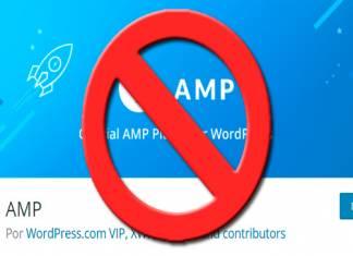 quitar amp