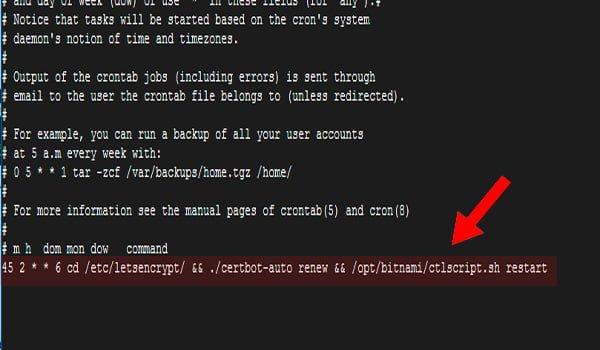 editar archivo contrab