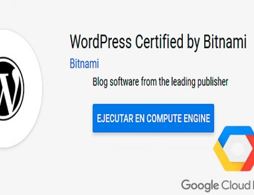 Cómo instalar WordPress Bitnami en Google Cloud
