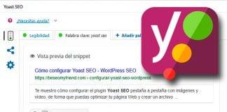 Plugin Yoast SEO WordPress