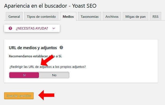 webmasters-tools yoast seo