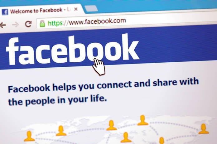 página-web-de-facebook