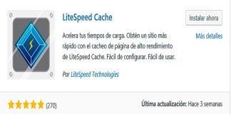 litespeed plugin