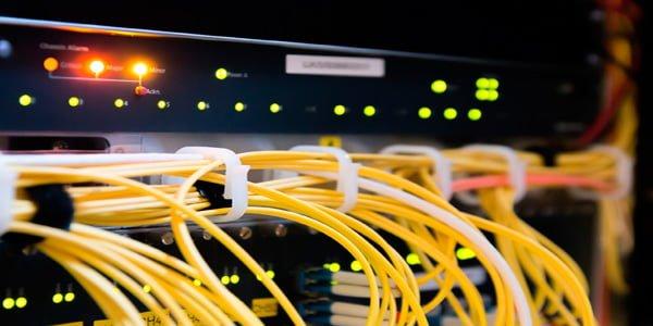 conexiones de un datacenter